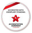 CPDMH Awarded Accreditation with Exemplary Standing